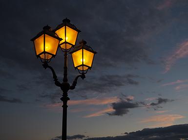 Lantern Lamp Series
