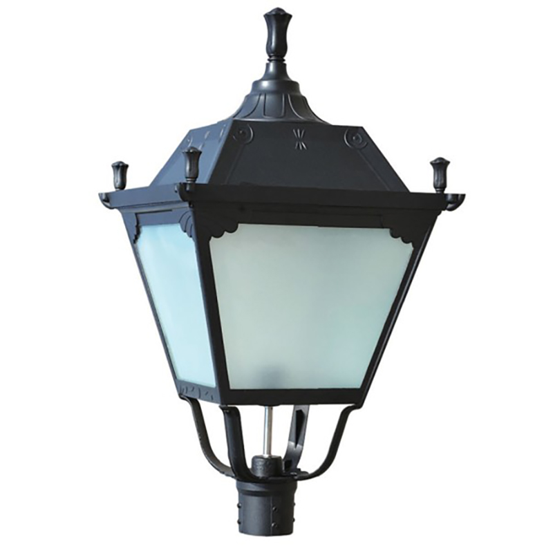 Protection measures for courtyard lights