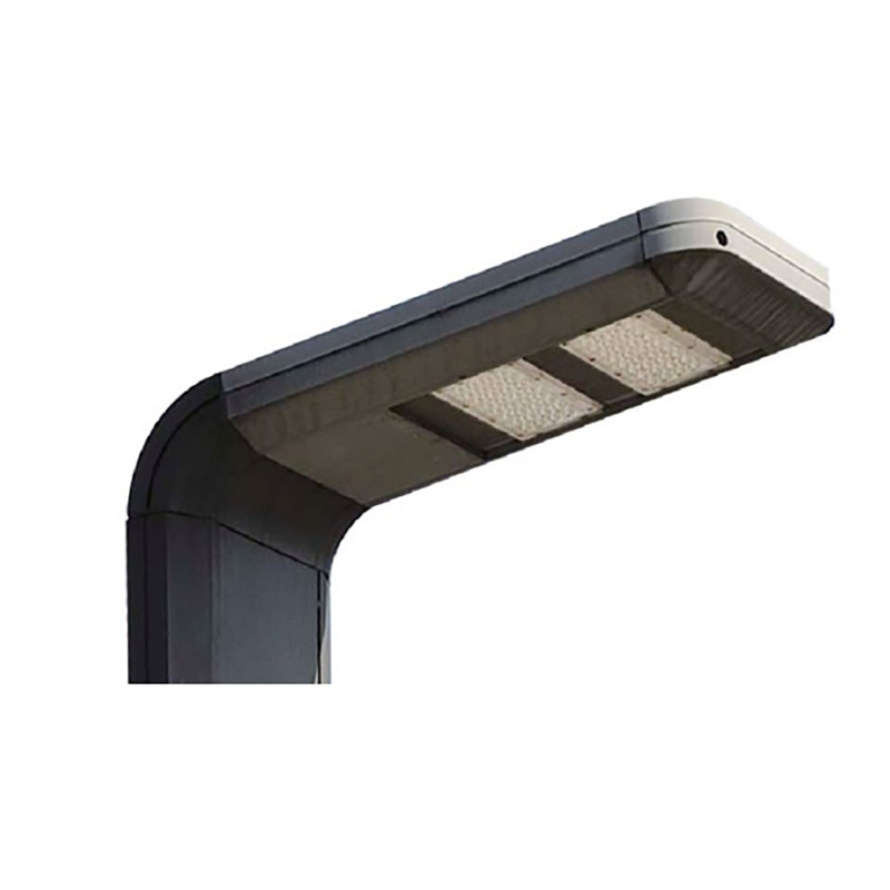 What kind of garden lights are suitable to install in the industrial park